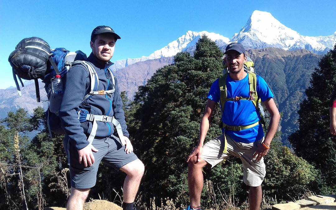 luxury Annapurna Base Camp Trek 8 days $995