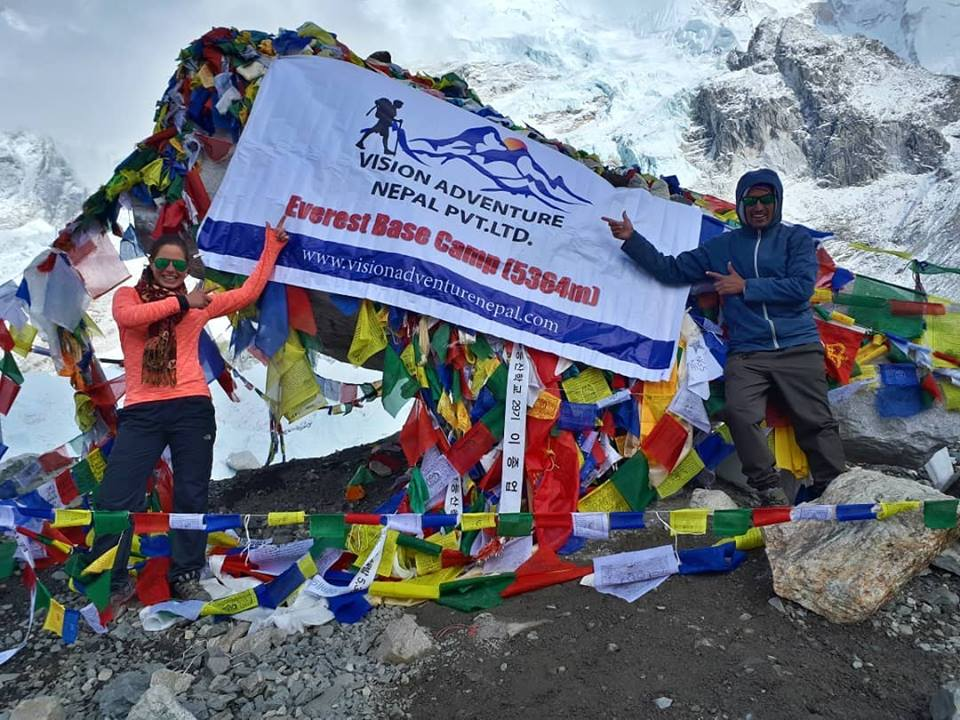 Everest Base Camp Trek (13 Days) $1250 per person