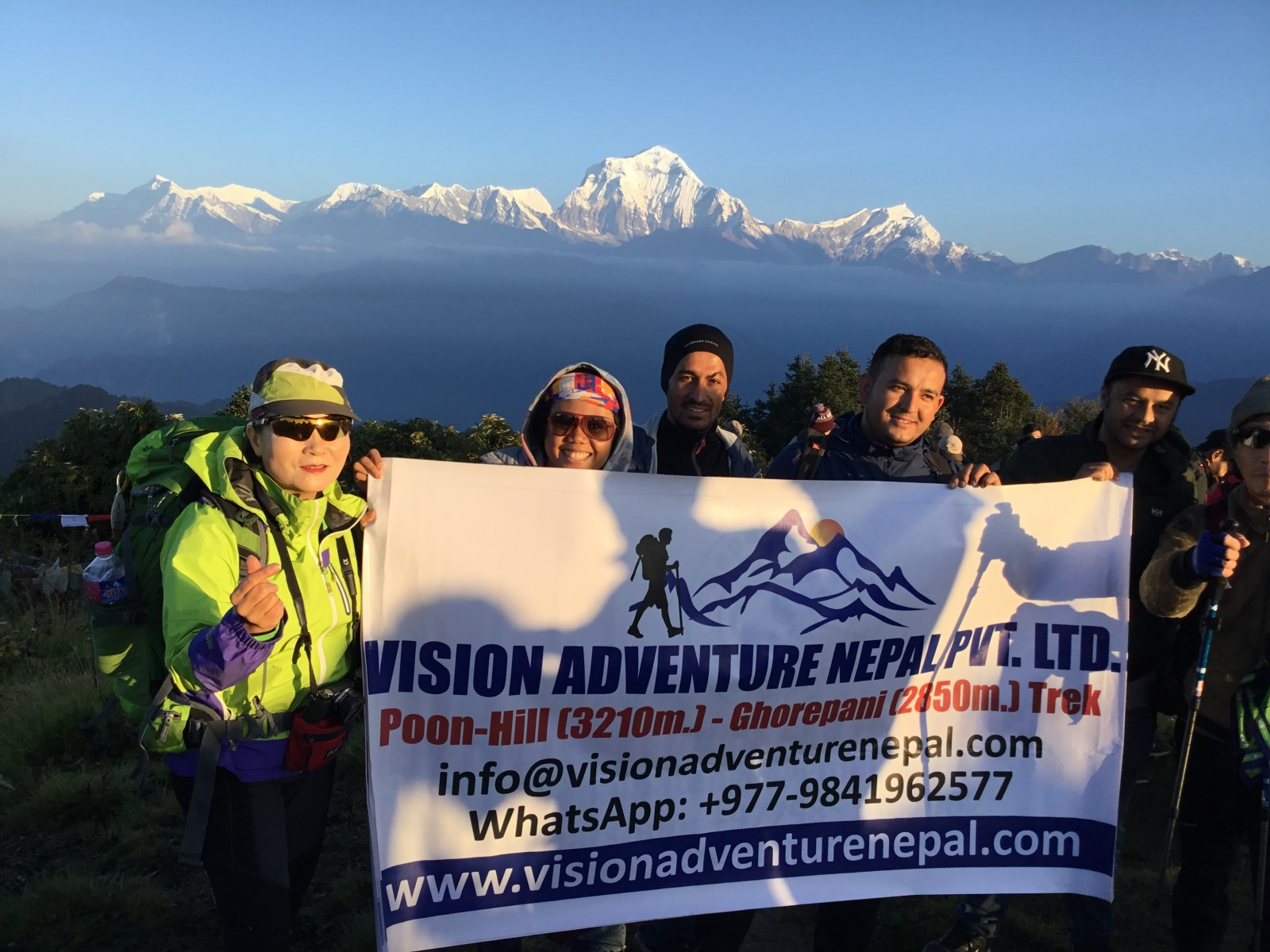 Ghorepani Poonhill Trek $775 Per Person