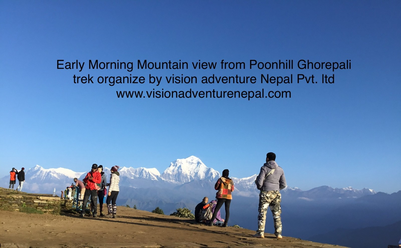 4 Days Ghorepani Poonhill Trek $350 per person