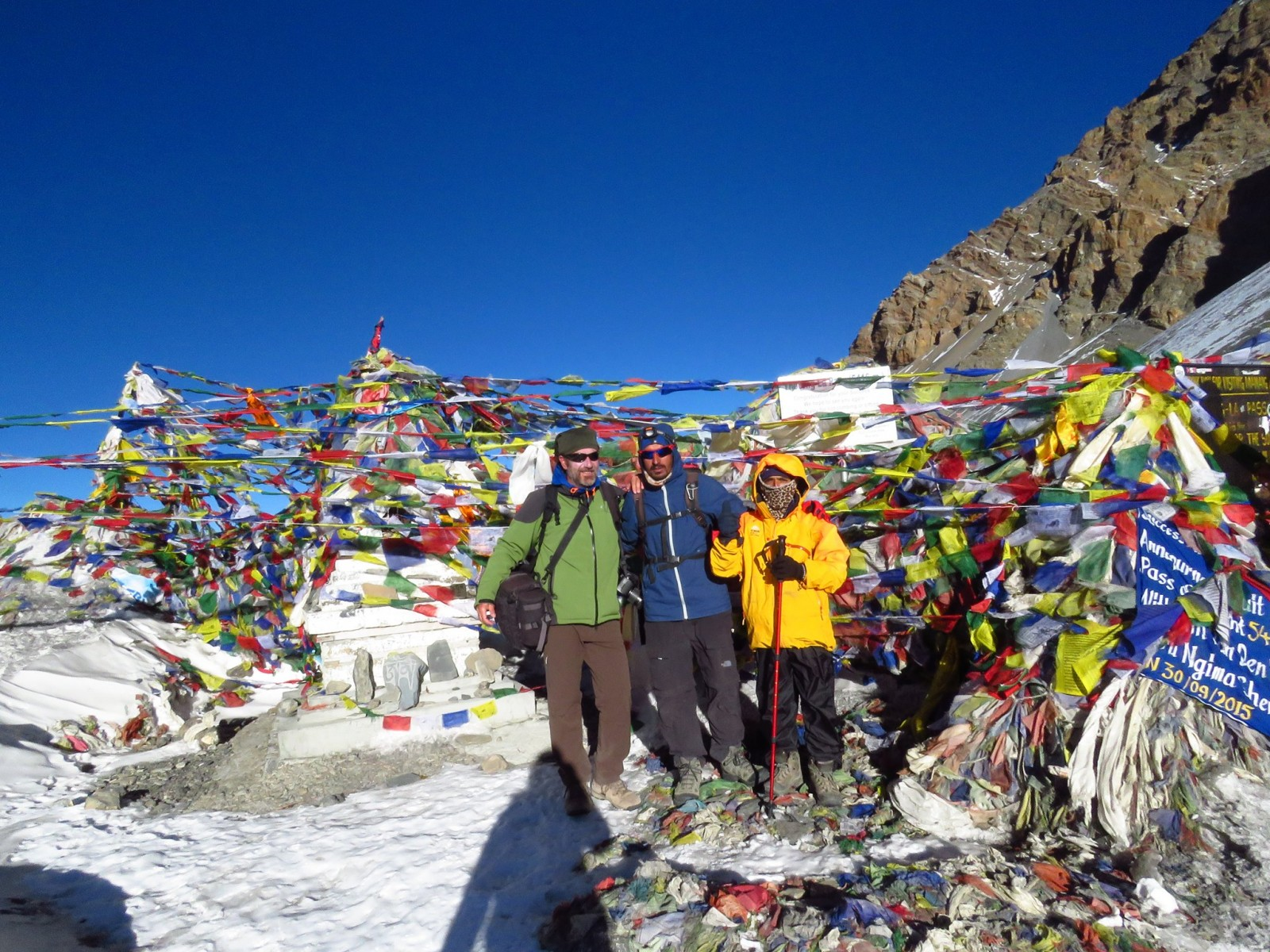 Annapurna Circuit Trek 15 days $1050 Per Person