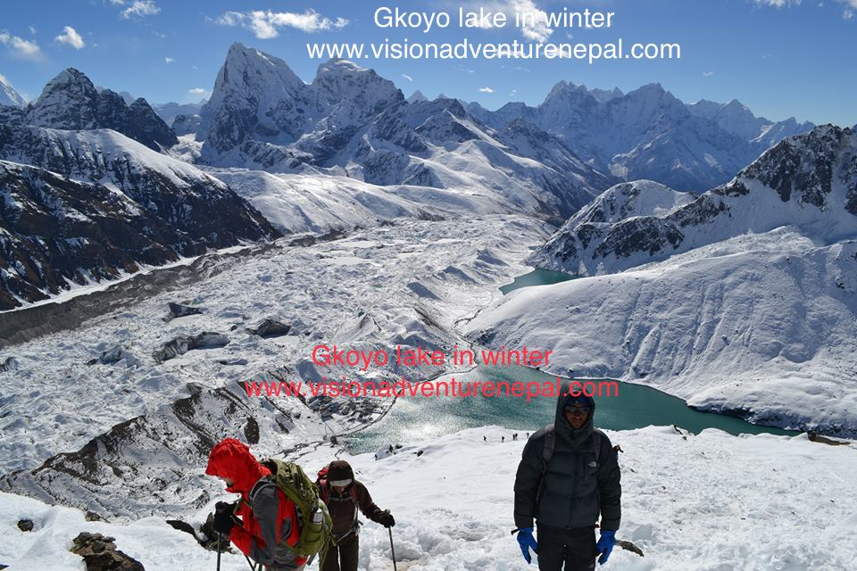 Everest Base Camp and Gokyo Valley Trek 17 days $16,50 Per Person