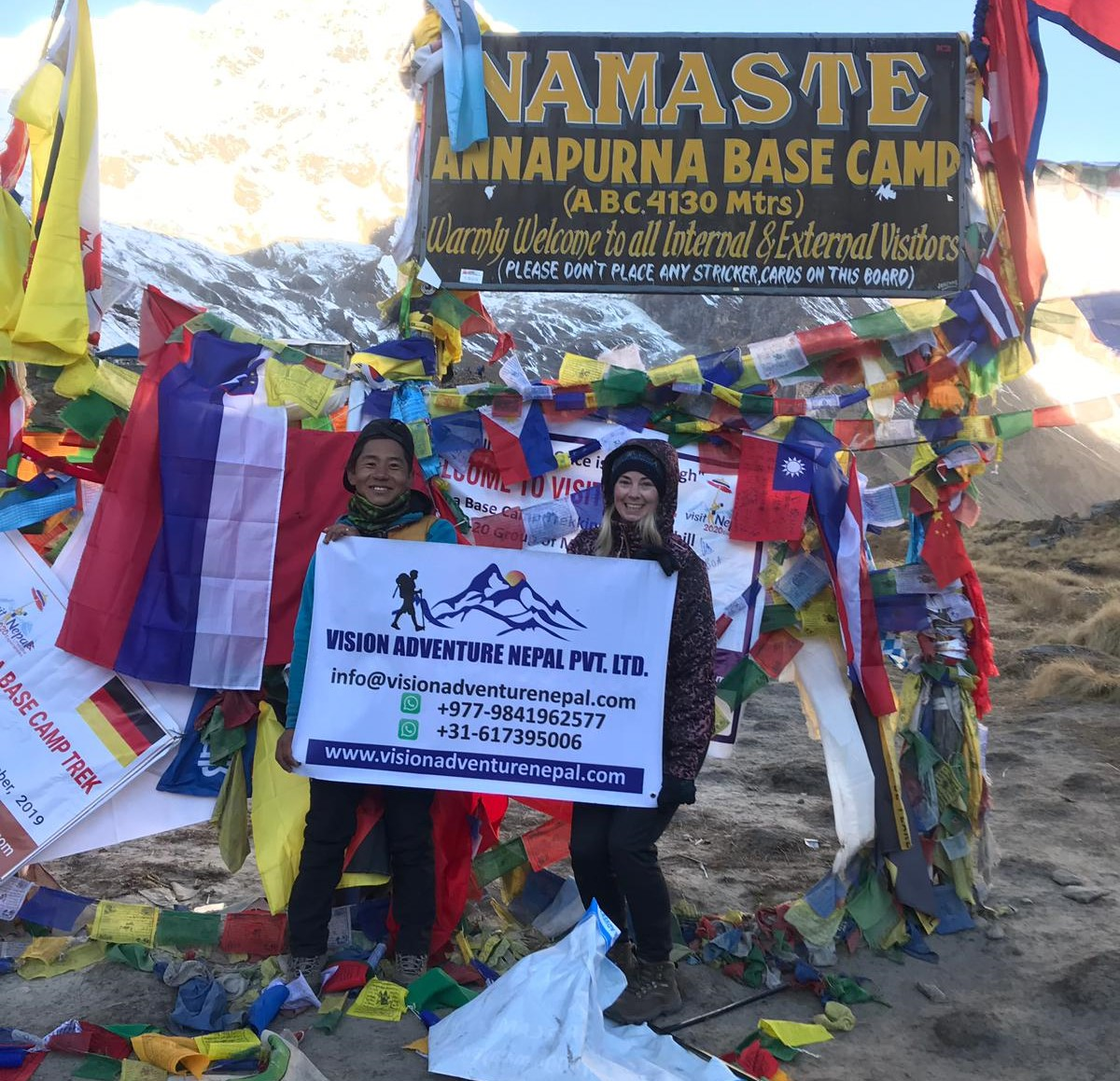 Annapurna Base Camp with Poonhill Trek $1110/-