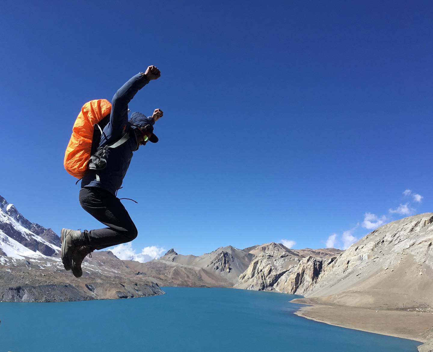 Annapurna Circuit trek with Tilicho Lake $1,495/-