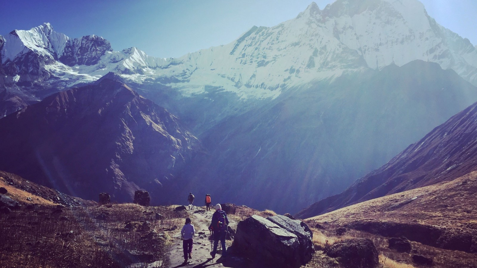 Annapurna Base Camp Trek $1,055/-