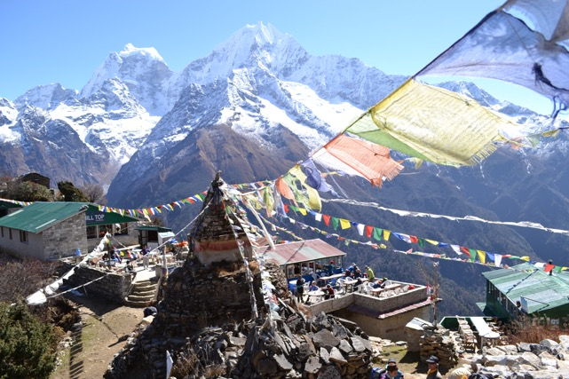 Everest Three Passes Trek 19 days $1,850 per Person