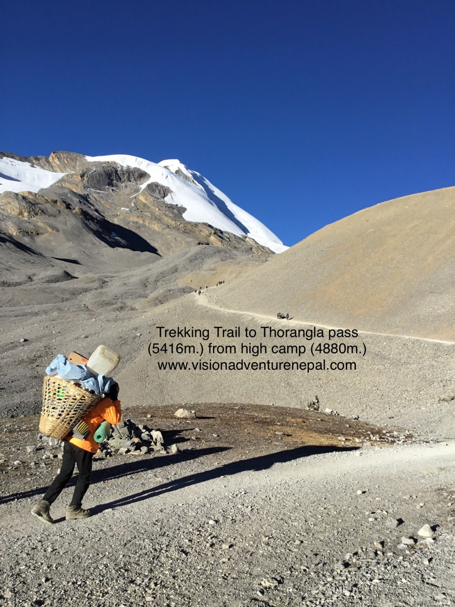 Annapurna Circuit Trek 15 days $1200 Per Person