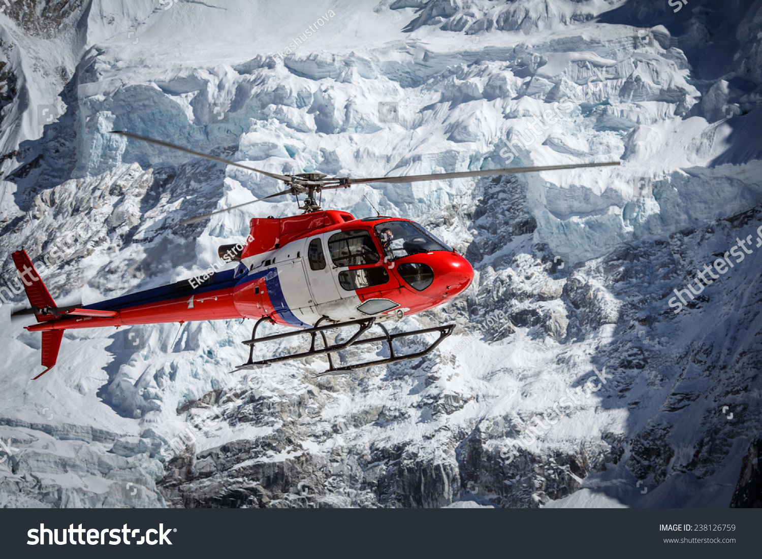 Mt. Everest Base Camp by Helicopter $7500